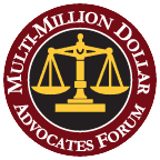 Attorney Matthew Trollinger Honored by Multi-Million Advocates Forum